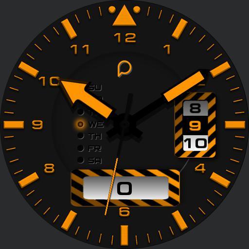 AVIATOR Watch Face