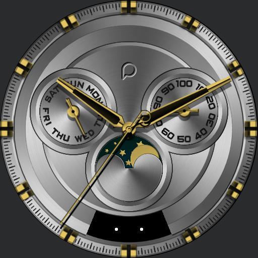 PLATINUM Watch Face