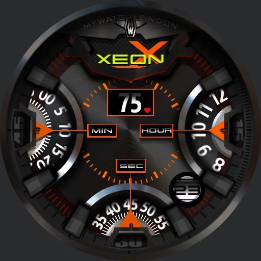 MyWatch-XEON X