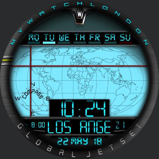 MyWatch-GLOBAL JETSET