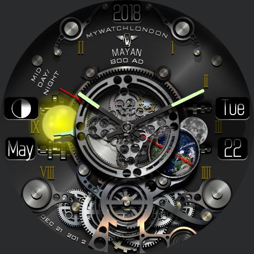 MyWatch-MAYAN 800 AD