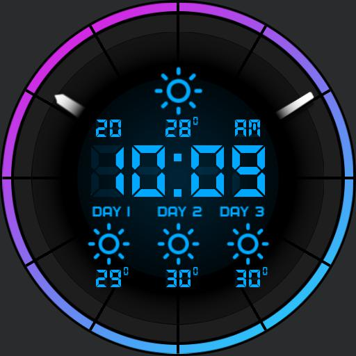 DISCOVERY Weather Watch Face