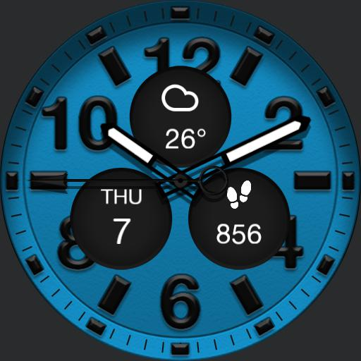 ROYAL Watch Face