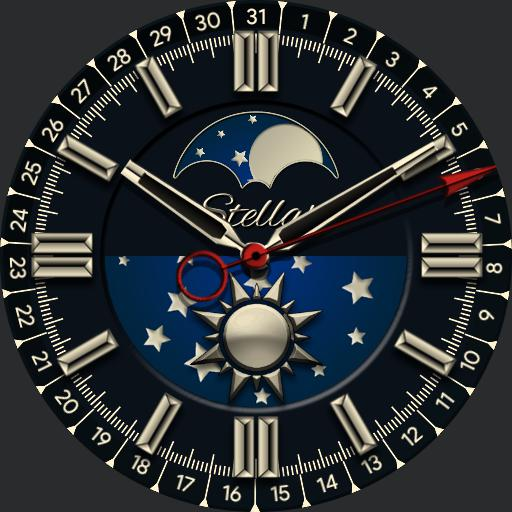 STELLAR 3 Watch Face