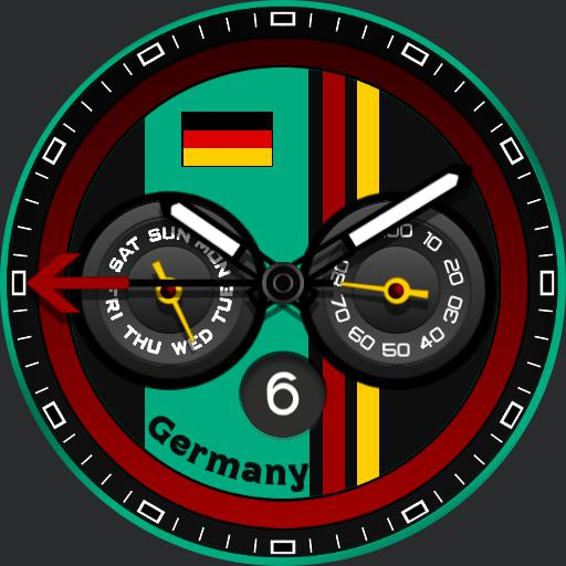 GERMANY - WORLD CUP