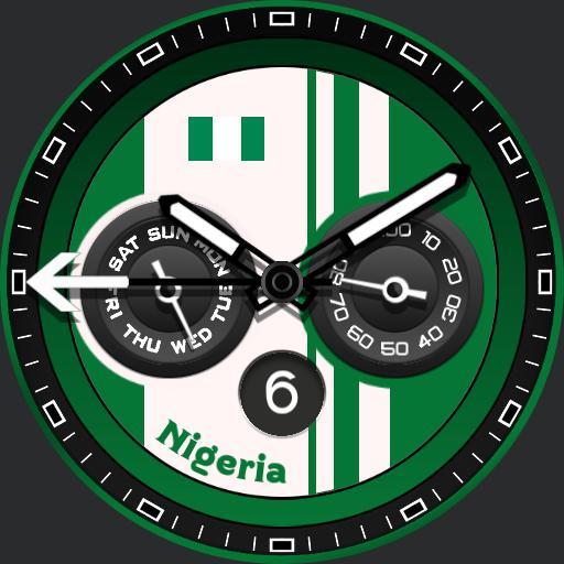 NIGERIA - WORLD CUP