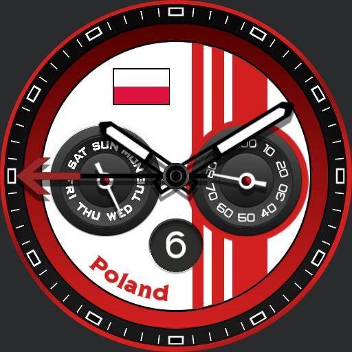 POLAND - WORLD CUP