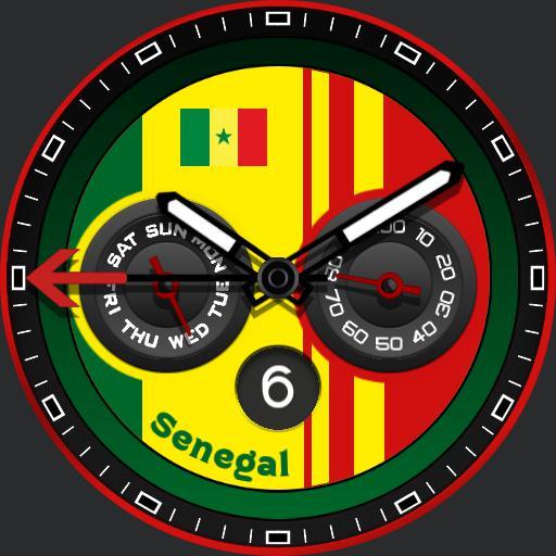 SENEGAL - WORLD CUP