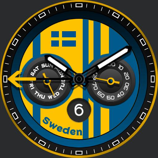 SWEDEN - WORLD CUP