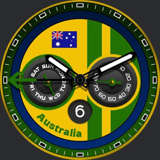 AUSTRALIA - WORLD CUP