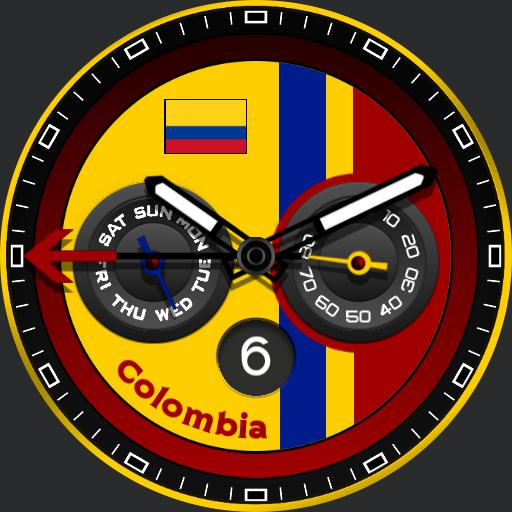 COLOMBIA - WORLD CUP