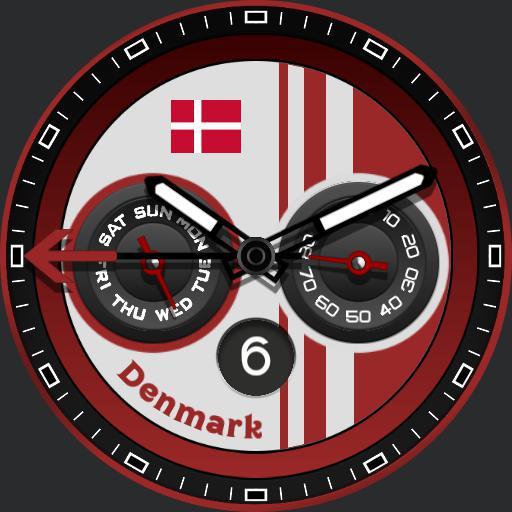 DENMARK - WORLD CUP