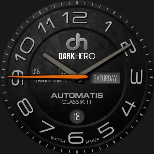 Dark Hero Classik IIII