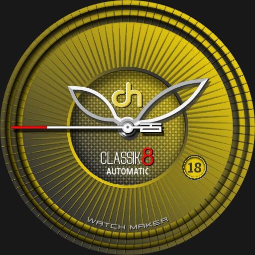 Dark Hero Classik 8