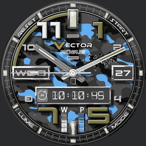 Vector Rogue Camo UC rc1