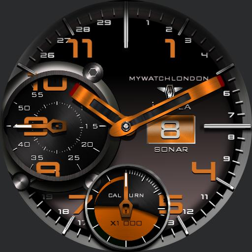 mywatch-IGOLLA SONAR