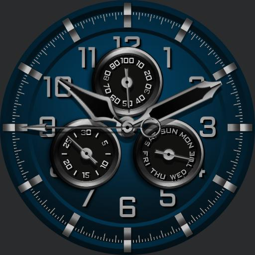 COBALT Watch Face