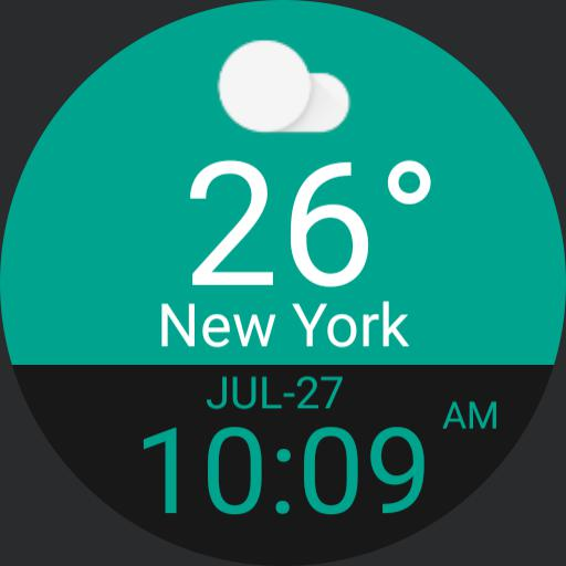 MATERIAL 2 Watch Face