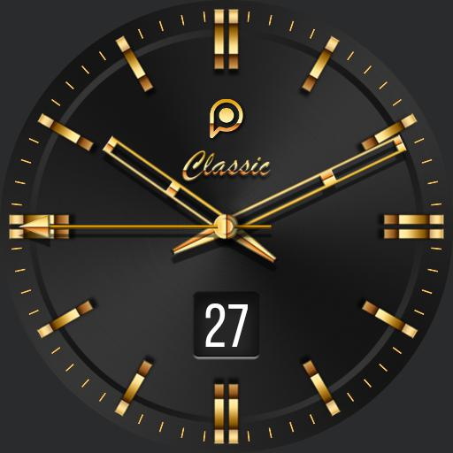 Classic 2 Watch Face