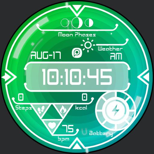 OBLIVE 3 Watch Face