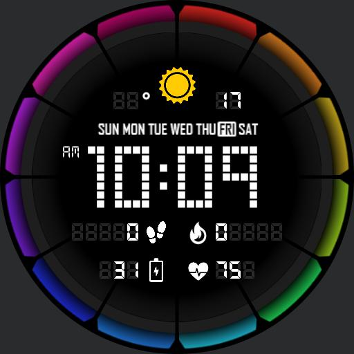PRIDE Watch Face