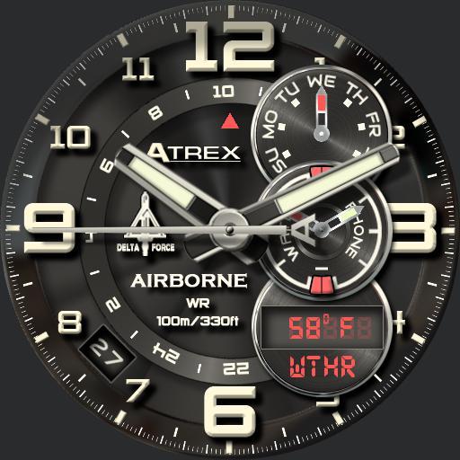 Atrex Airborne rc1