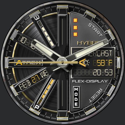 Atrex Hybrid rc