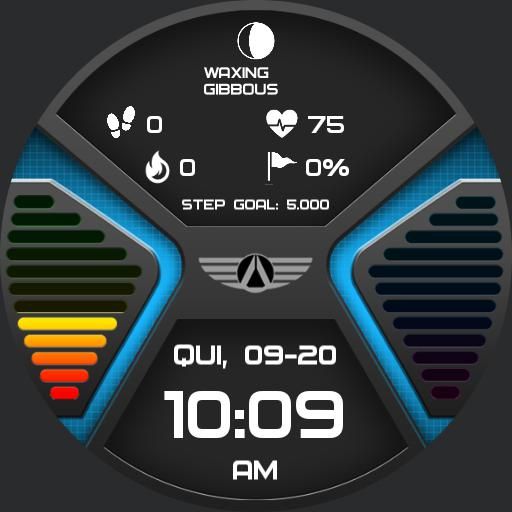 ASTRO 2 Watch Face