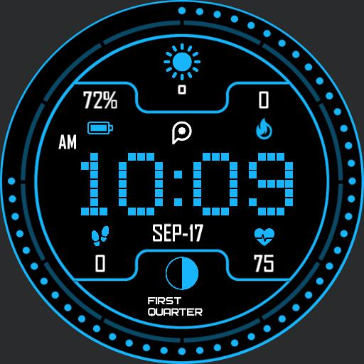 AURORA 2 Watch Face
