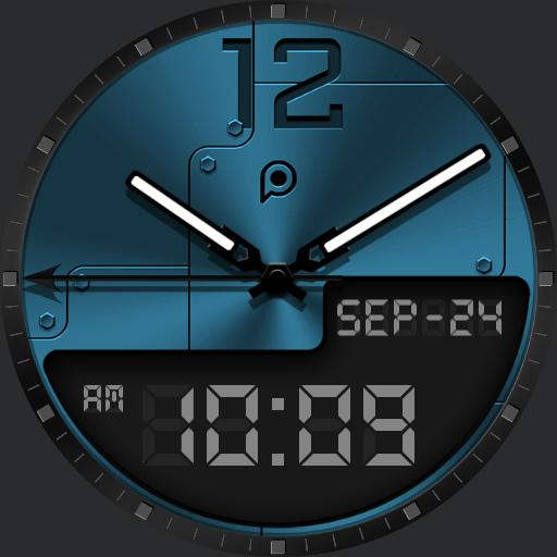 STEEL Watch Face