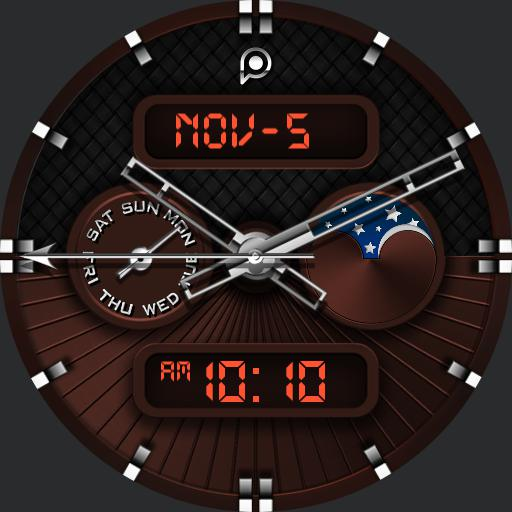 TIMELINE Watch Face