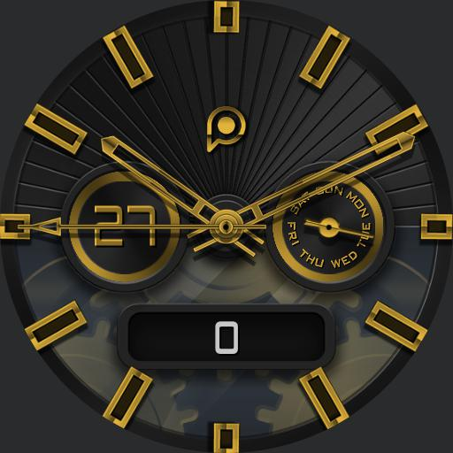 CRUISER Watch Face