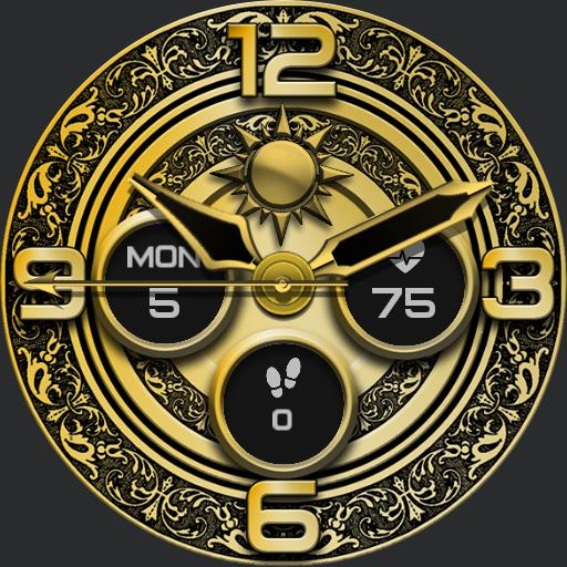 TIME LORD Watch Face