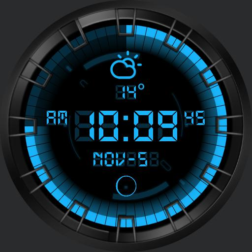 TIME MACHINE 2 Watch Face