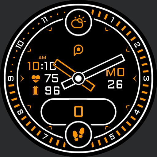 WALKING 2 Watch Face
