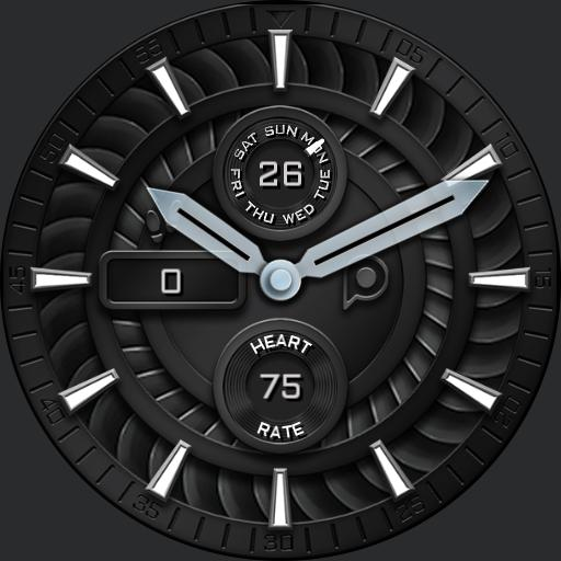 AVIATOR 2 Watch Face