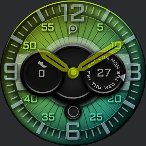 SKYFORCE Watch Face