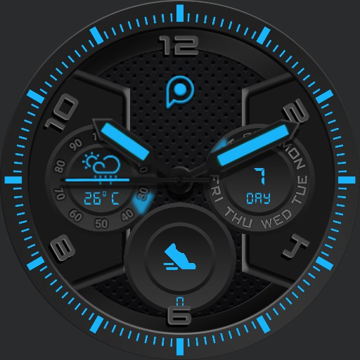 DARK WEB Watch Face
