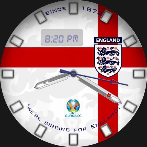 England Euro 2020/21