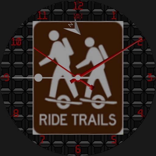 Ride Trails by 88ghz