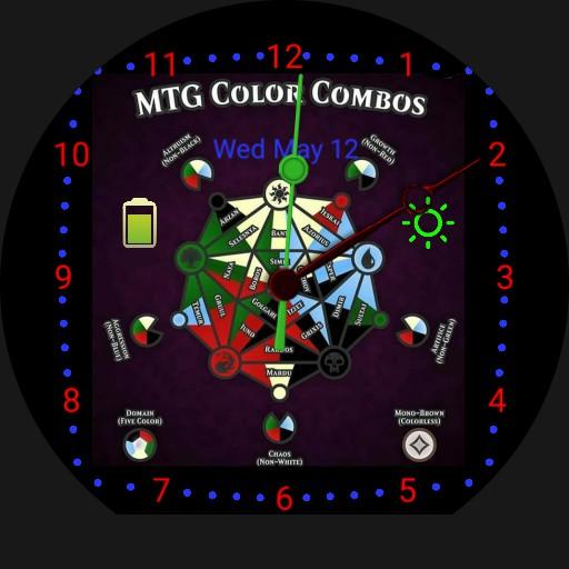 MTG Color Combo
