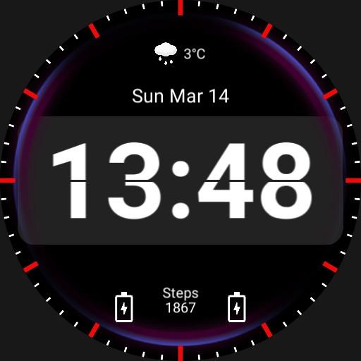 Flip clock 1