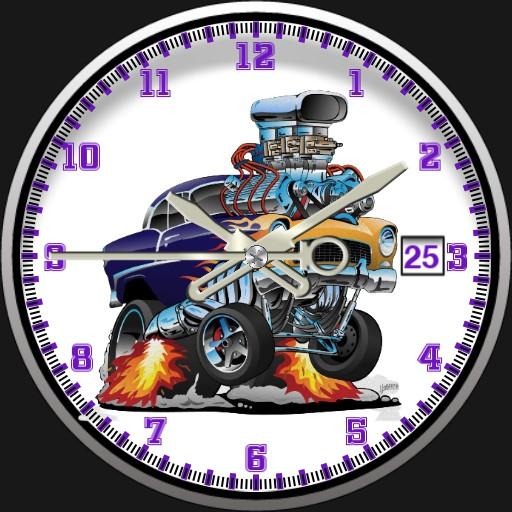 Hot Rod Watch N-1