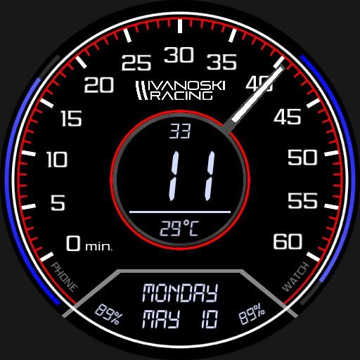 Honda Speedometer