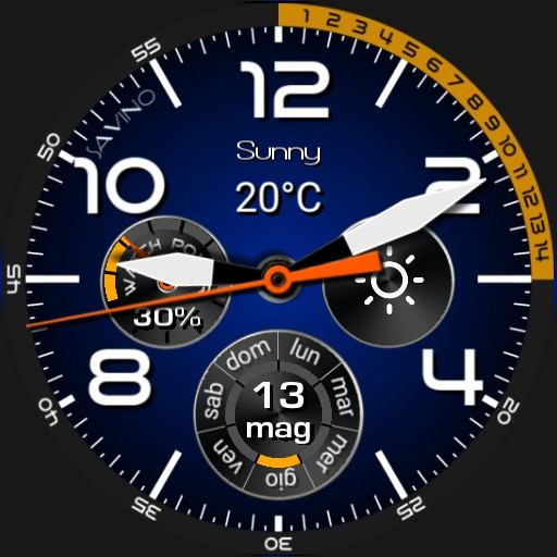 Pilot Watch BlueBack lite