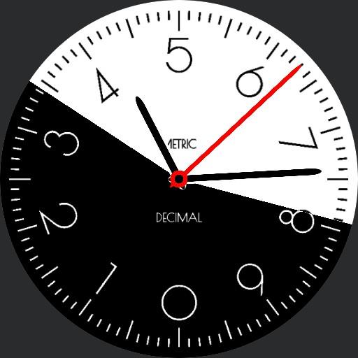 CorTat-G 10h Decimal Time Watch