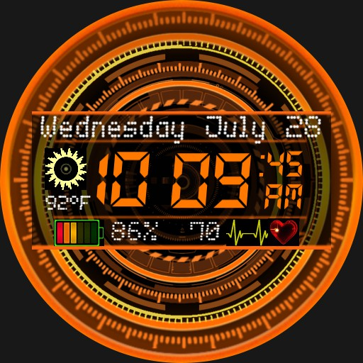 Solar Time Keeper