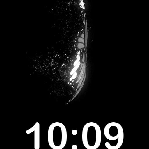 Mariposa quedearte.com Xiaomi mi watch