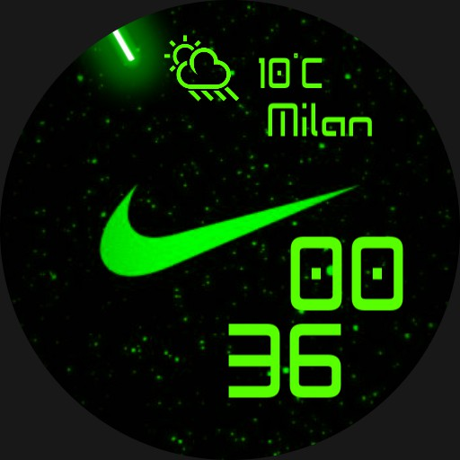 Ni Sport Green