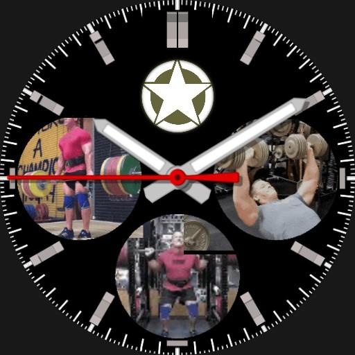 John Cena workout V.10